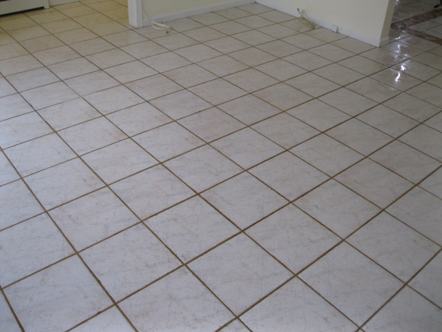 tile grout cleaning service