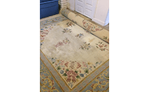 sanding and refinishing floors Oriental Rug Cleaning · handyman services