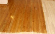sanding and refinishing floors