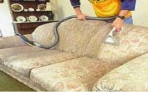 upholstery Cleaning sofas